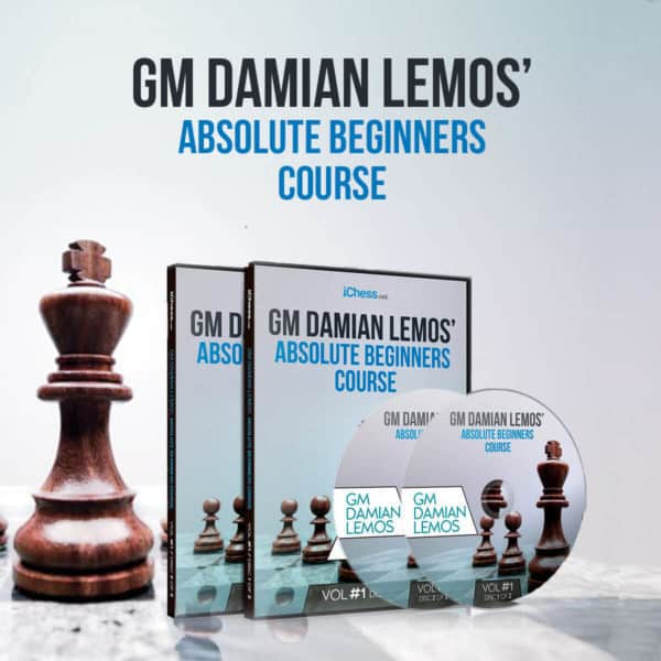 Chess for Beginners: Damian Lemos Absolute Beginner chess Damian10