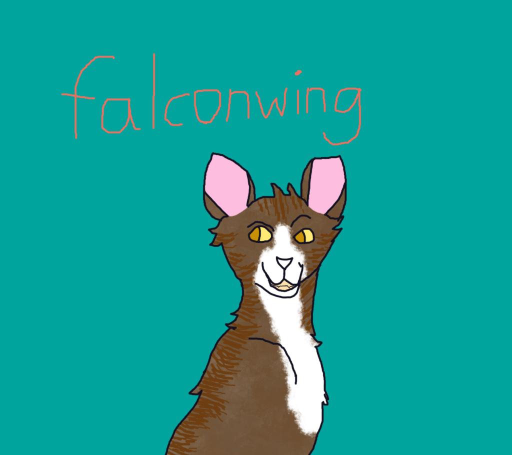 Falcon's Living Characters! Falcon14