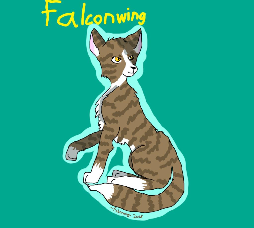 Falcon's Living Characters! Falcon15