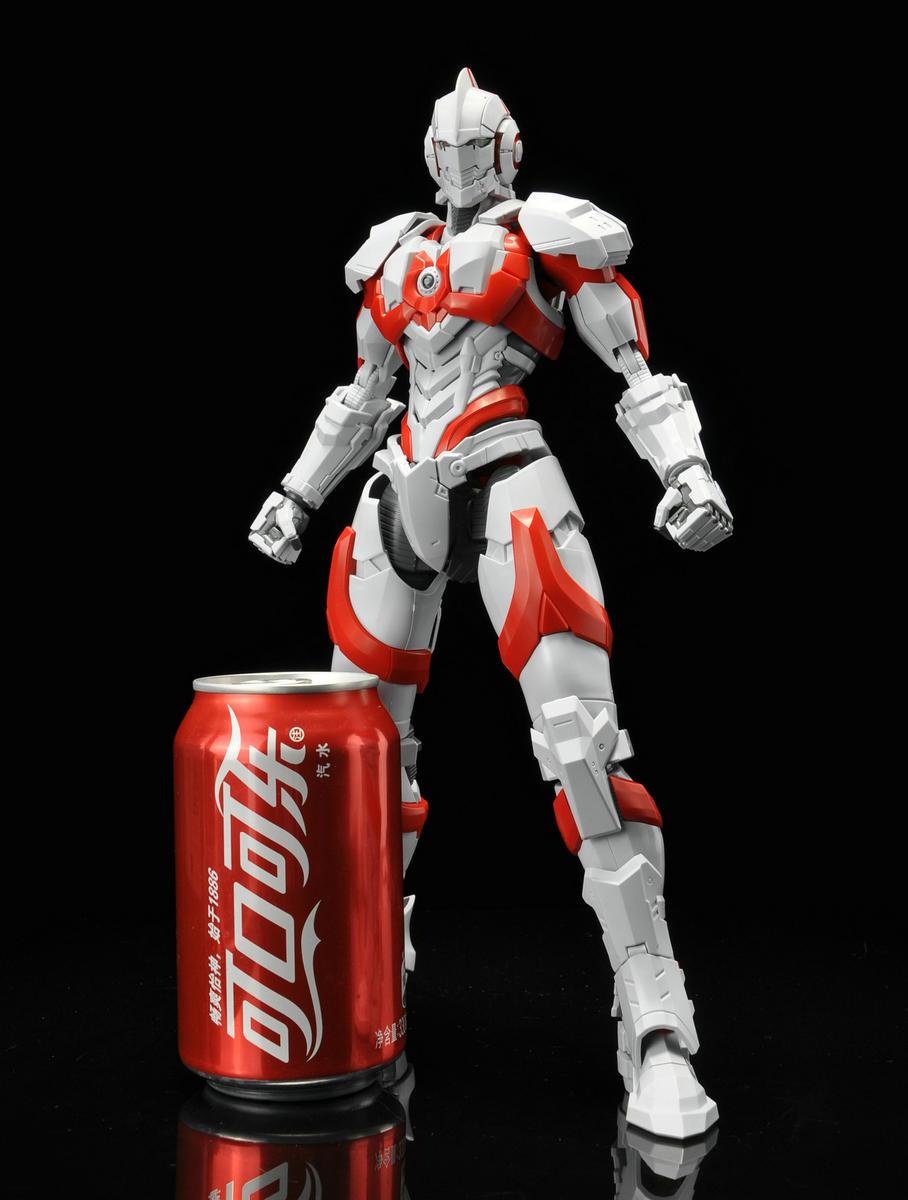New Product: Dimension Studio x Model Principle Ultraman figures and model kits! 110
