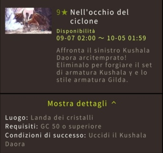 Guida a Monster Hunter World: Highlight Festival raccolto d'autunno 113