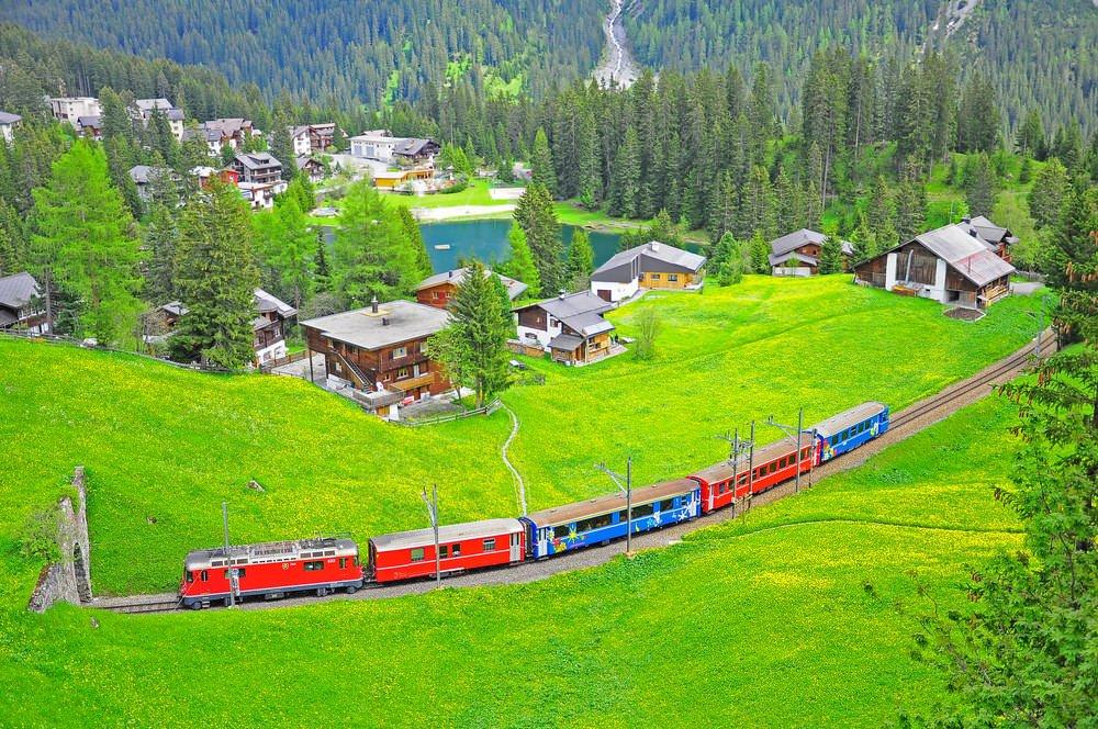 سويسرا وأجمل المناطق السياحية فيها 112