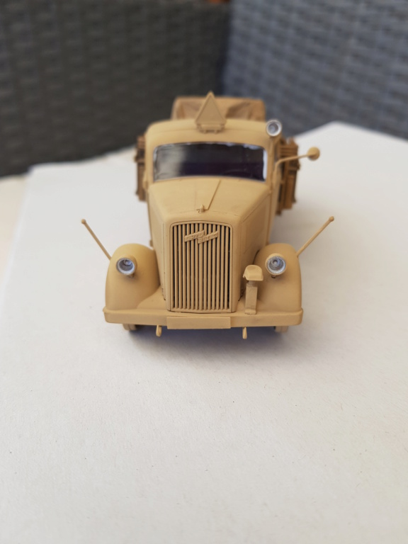 Opel Blitz Afrika Korps - ICM - 1/35 20200527