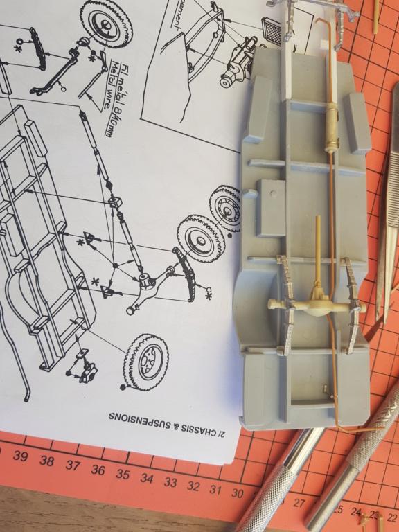 Projet commun - Opel blitz omnibus Kommanderwagen - Ironside - 1/35e  - Page 2 20200574