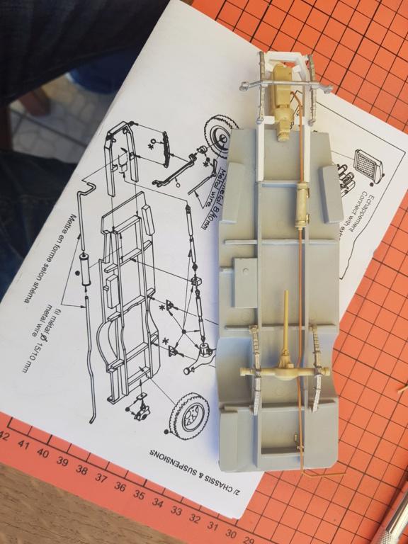 Projet commun - Opel blitz omnibus Kommanderwagen - Ironside - 1/35e  - Page 2 20200576