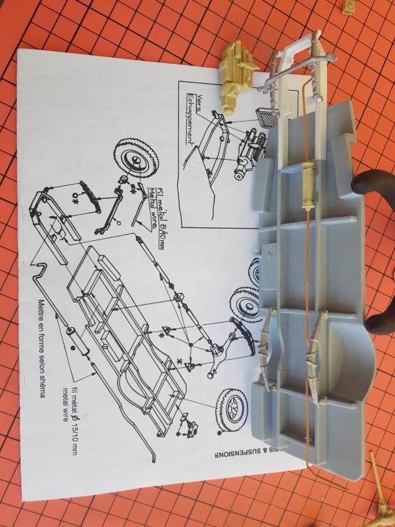 Projet commun - Opel blitz omnibus Kommanderwagen - Ironside - 1/35e  - Page 2 20200578