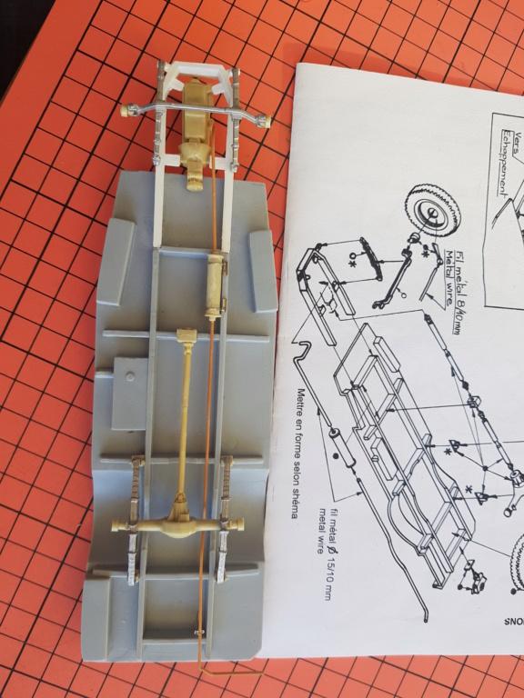 Projet commun - Opel blitz omnibus Kommanderwagen - Ironside - 1/35e  - Page 2 20200583