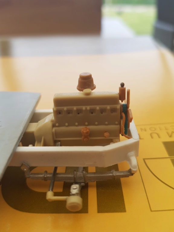 Projet commun - Opel Blitz Omnibus Kommanderwagen - Ironside - 1/35 - Page 4 20200596