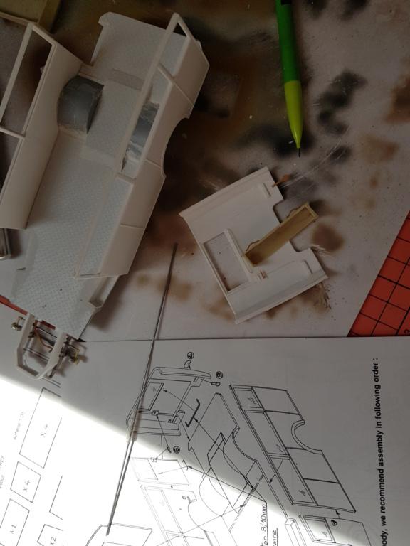 Projet commun - Opel Blitz Omnibus Kommanderwagen - Ironside - 1/35 - Page 5 20200611