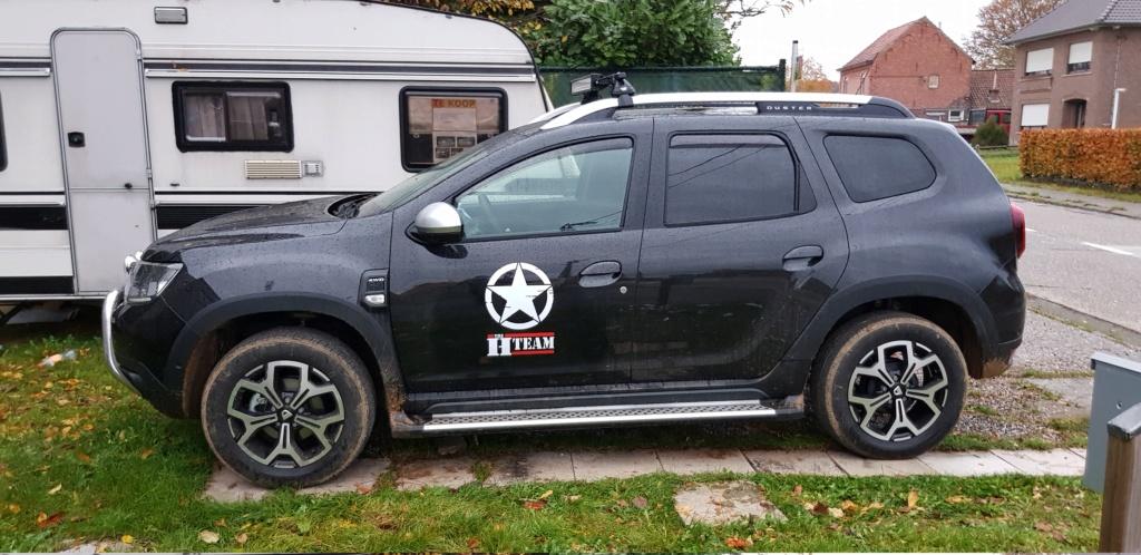 Mon Premier Dacia, mon Premier Duster en Belgique 20181111