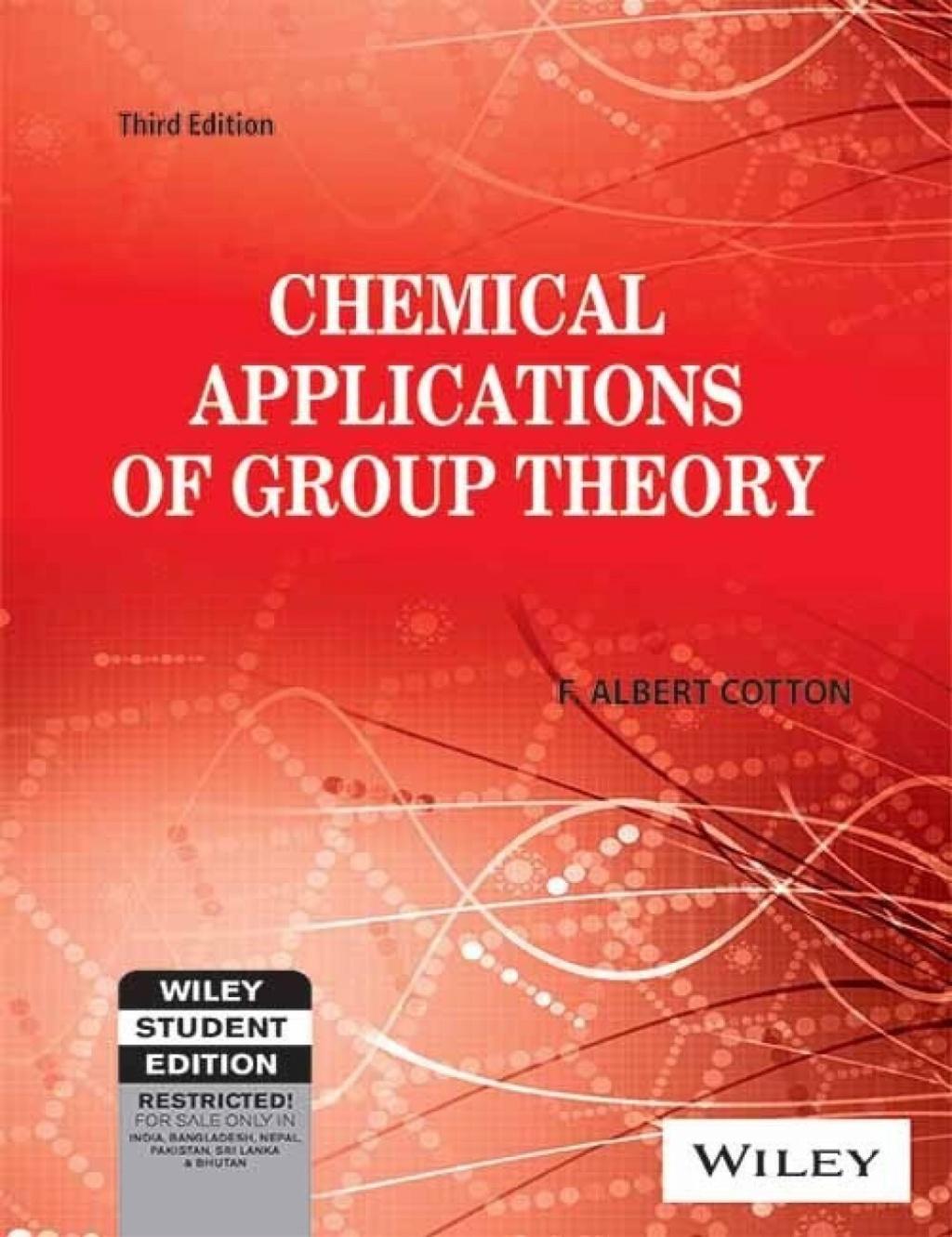 Group Theory Chemic10