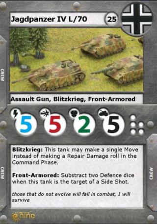 Jagdpanzer iv/70 Micros24