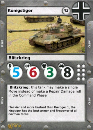 king tiger,Konigstiger,tiger II Micros26