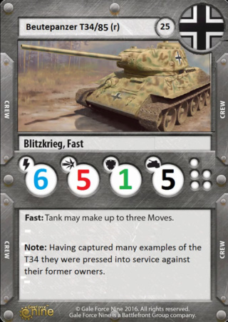 captured russian t-34 76/85 Micros27