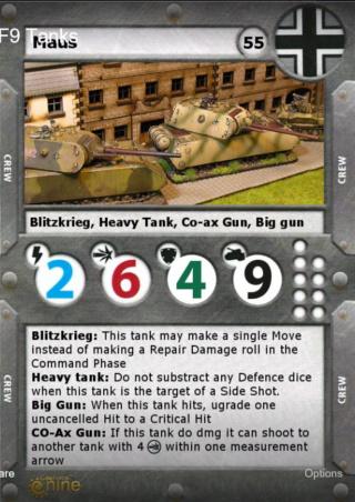 Maus super heavy tank Micros29