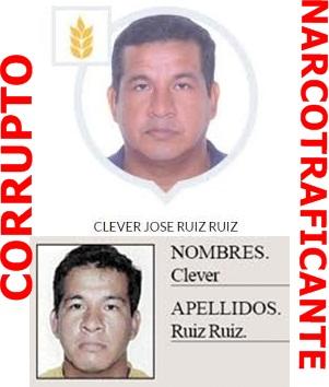 Cléver José Ruíz Ruíz, alcalde narcotraficante Ruiz10
