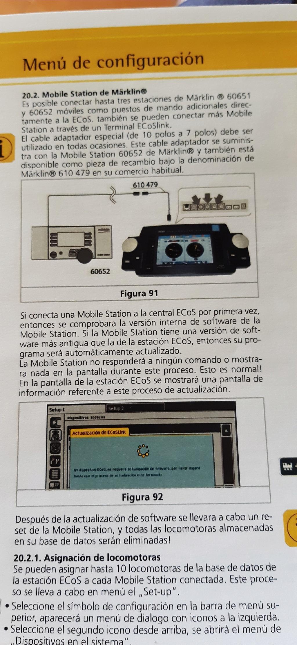 Cambio a central digital Manual14