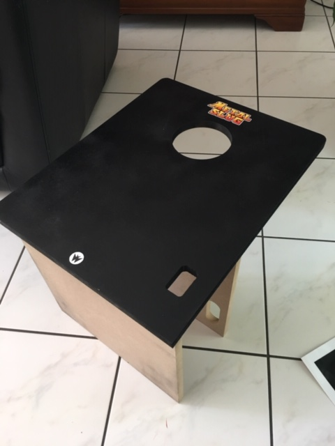 [WIP 100%] Pincab 4K avec Kit DIY Art'Cab 40 pouces (Metal Slug) 3e072510