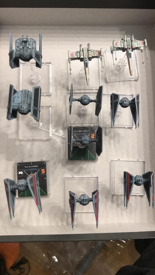 Biete Modelle und Scumconversion Kit 2266d010