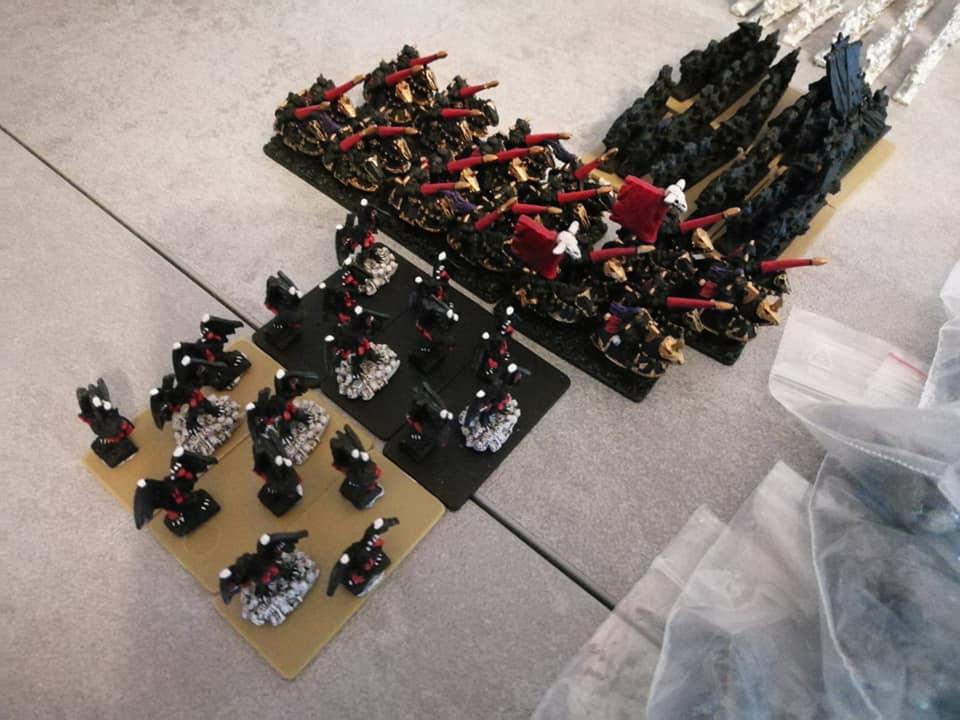 (Ech/Vds) Armée du Chaos et Héros elfes 60657210