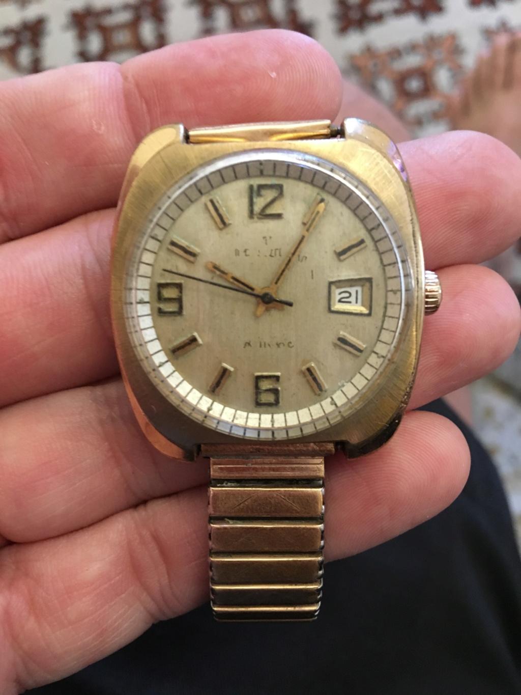 ZENITH -  [Postez ICI les demandes d'IDENTIFICATION et RENSEIGNEMENTS de vos montres] - Page 16 Img_3410