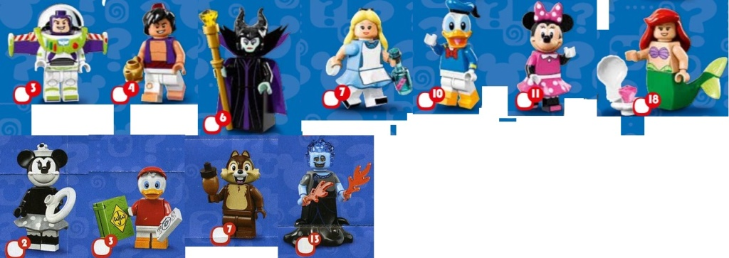 Ζητούνται bricks / parts / minifigures / sets. - Σελίδα 8 Disney10