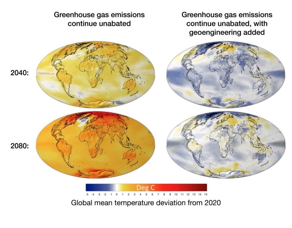 Арктика может остаться без льда. NCAR. США A53