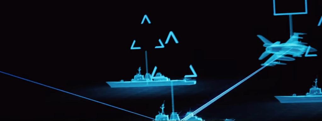 Большой Беспилотный Надводный Корабль (LUSV). Lockheed Martin, Vigor. США A74