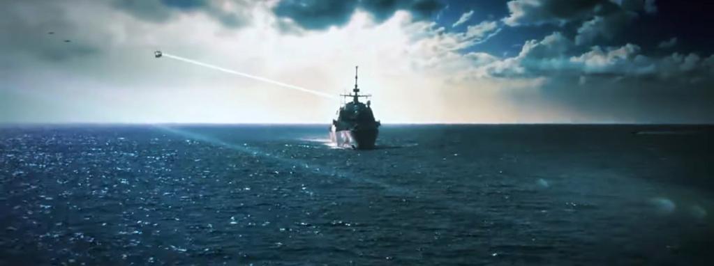 Большой Беспилотный Надводный Корабль (LUSV). Lockheed Martin, Vigor. США Aa53