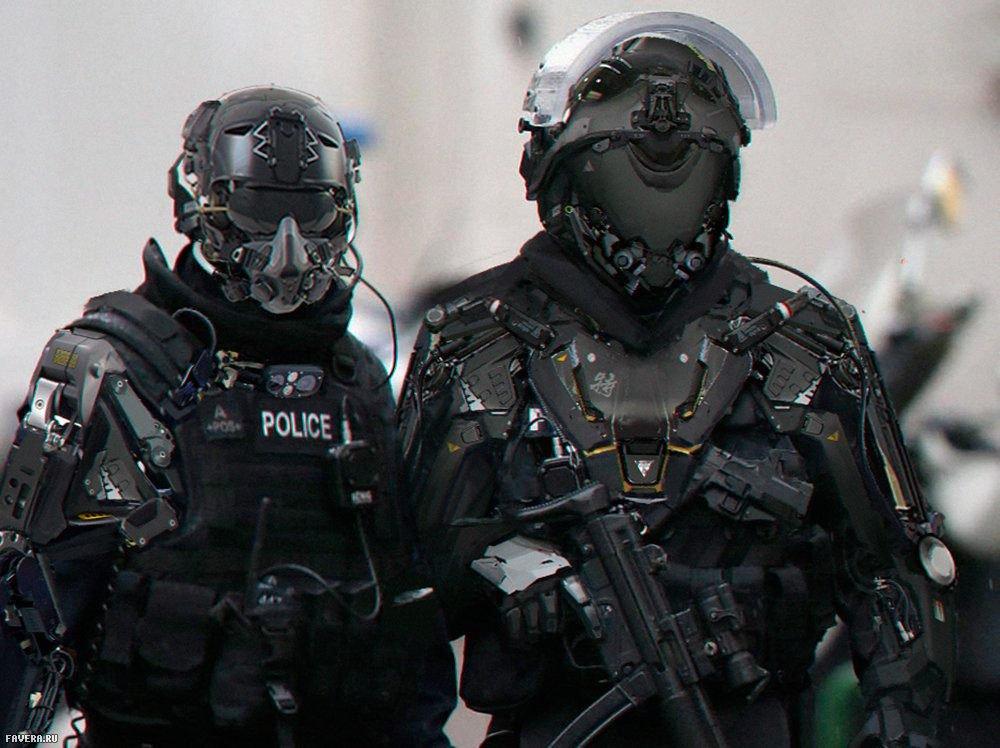 Полиция Государства S120011