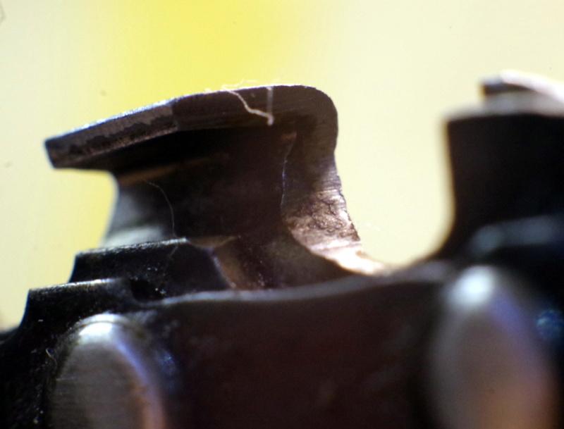 salire di prestazioni.. imparando a conoscere l'apparato di taglio - Pagina 2 Imgp4320