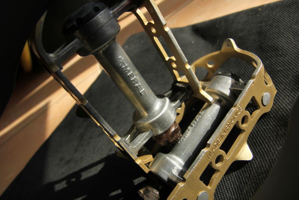 Meral Full 531 - Shimano DA Pedale10