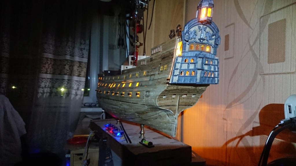sovereign of the seas d altaya/deagostini  Autbk211