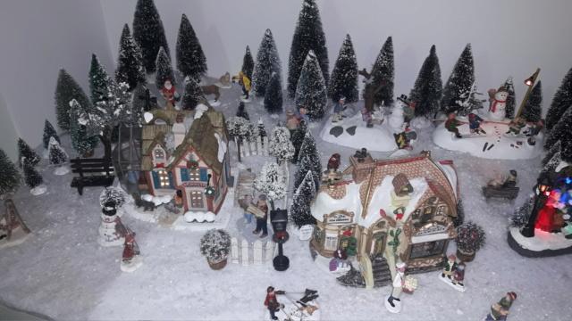 Mon village de noël 2018 (rebel59dk) 20181214