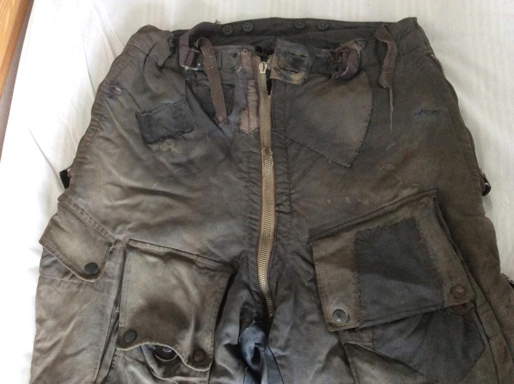 Lot Pantalon et lunettes Luftwaffe  0029f410