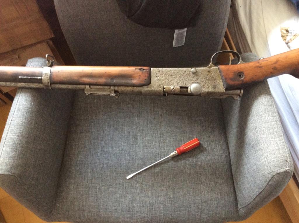 Estimation d'un fusil Lebel 1886/93 0c5bc810