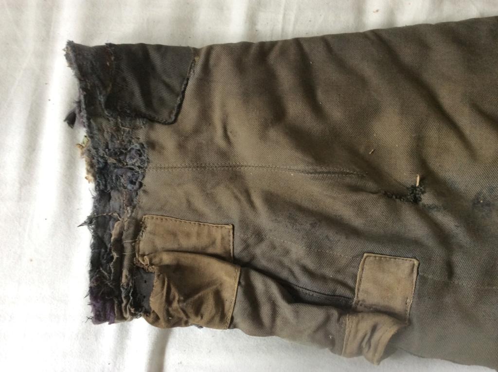 Lot Pantalon et lunettes Luftwaffe  1e6c2810