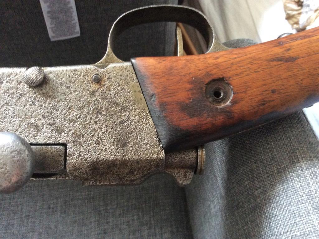 Estimation d'un fusil Lebel 1886/93 84a92410