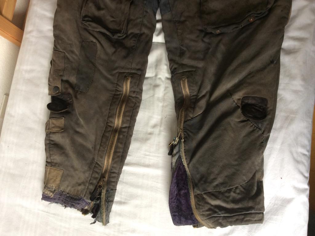 Lot Pantalon et lunettes Luftwaffe  Ef865410
