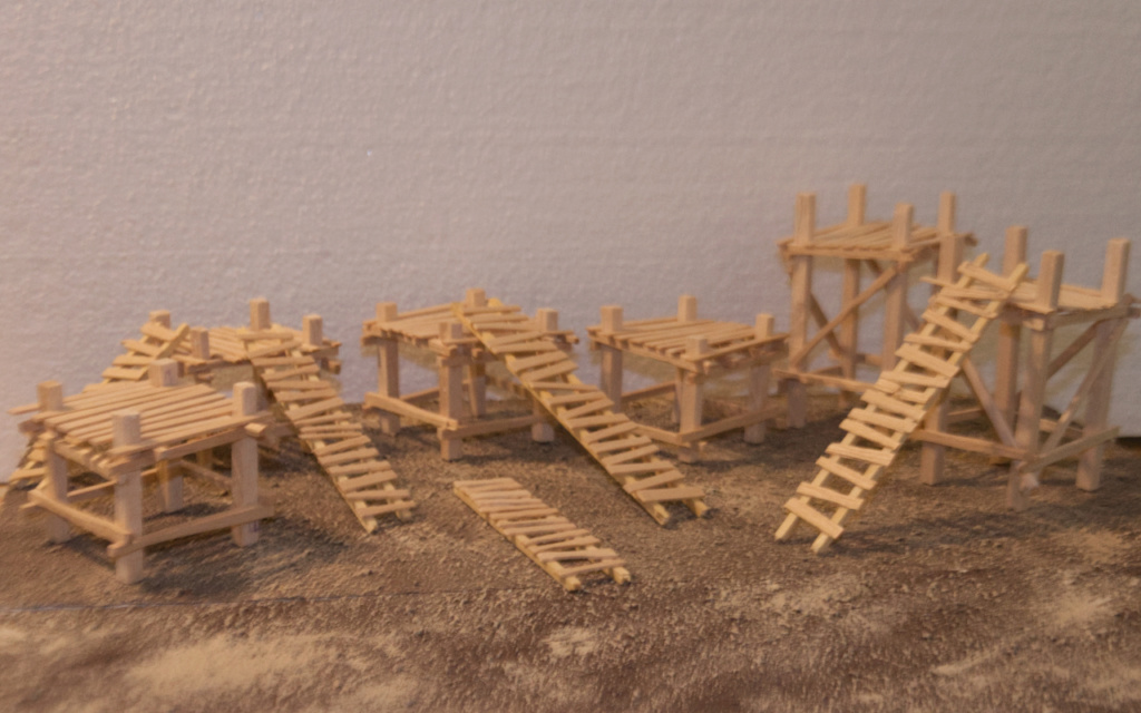 PJB's Scenery and Tabletop Terrain WIP Holzge10