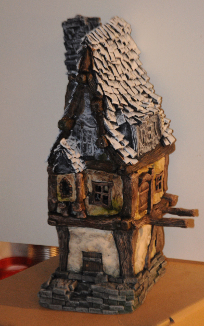 PJB's Scenery and Tabletop Terrain WIP House10