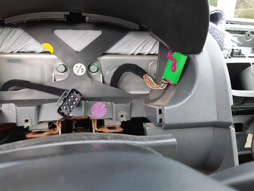 [ VW Polo 9N an 2003 ] Problème éclairage fantôme sur compteur 20191110