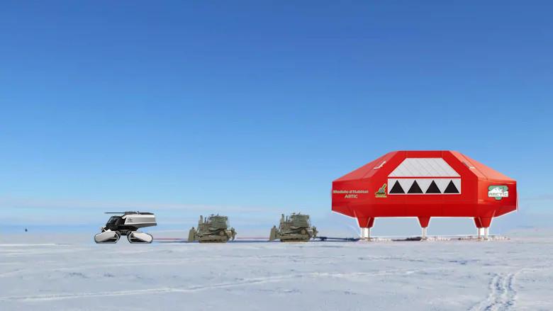 Gouverneur provisoire du Beylerbeylik de Skorñ situé en Micrarctique Arctic11