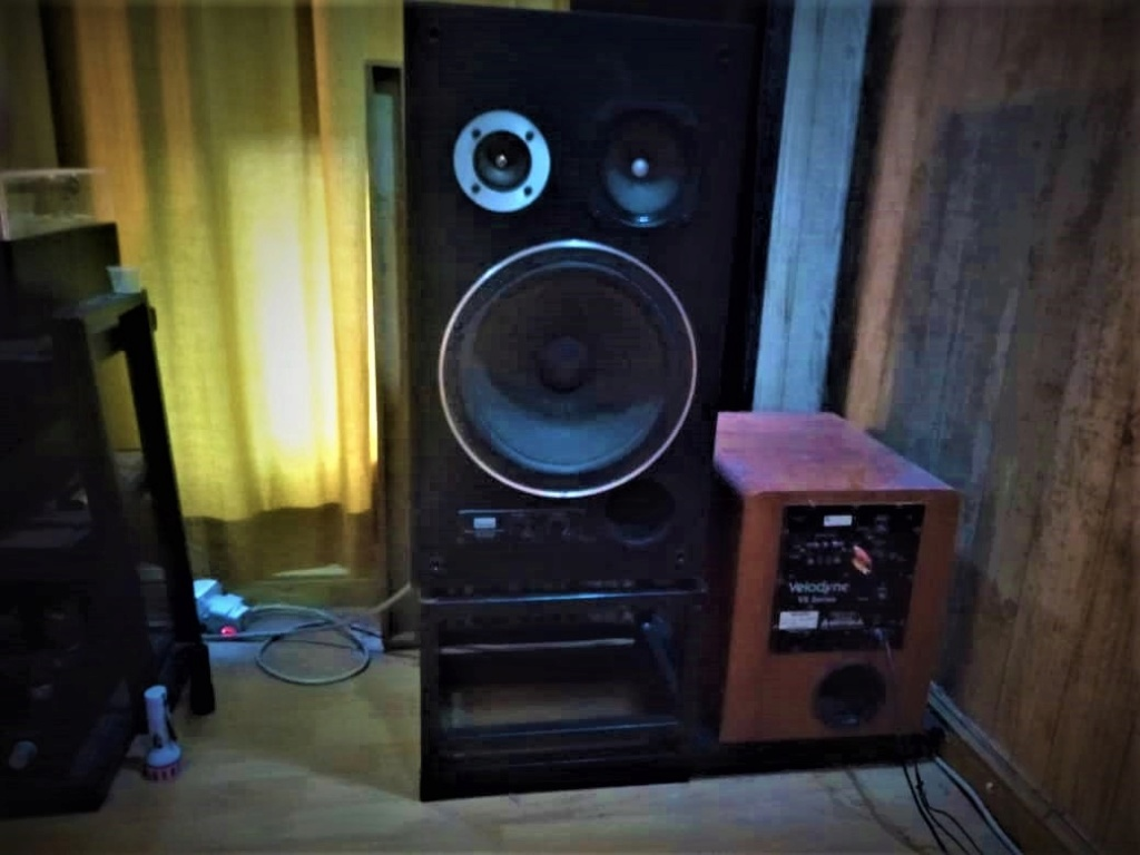 Speaker: Sansui sp-k3000 - Sold Sansui21
