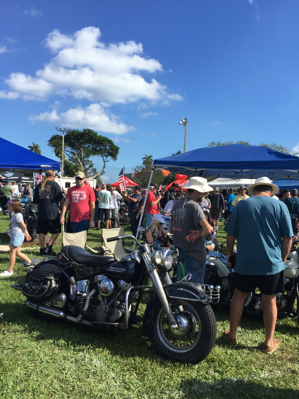 14th Annual Dania Beach Vintage Motorcycle Show Img_0619