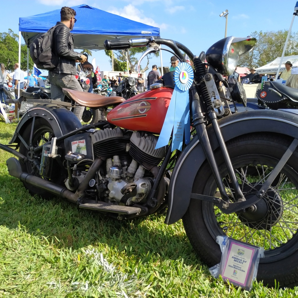 14th Annual Dania Beach Vintage Motorcycle Show Img_2056