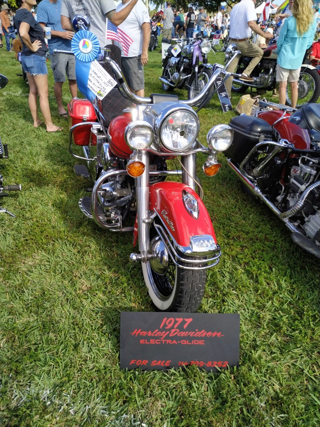 14th Annual Dania Beach Vintage Motorcycle Show Img_2068