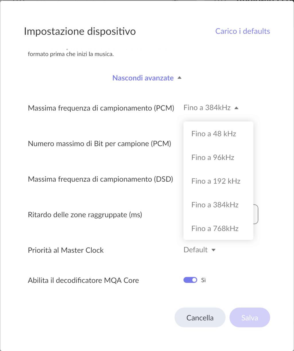Audio-GD D28.38 da Mac - massima risoluzione DSD - Pagina 2 Scherm16