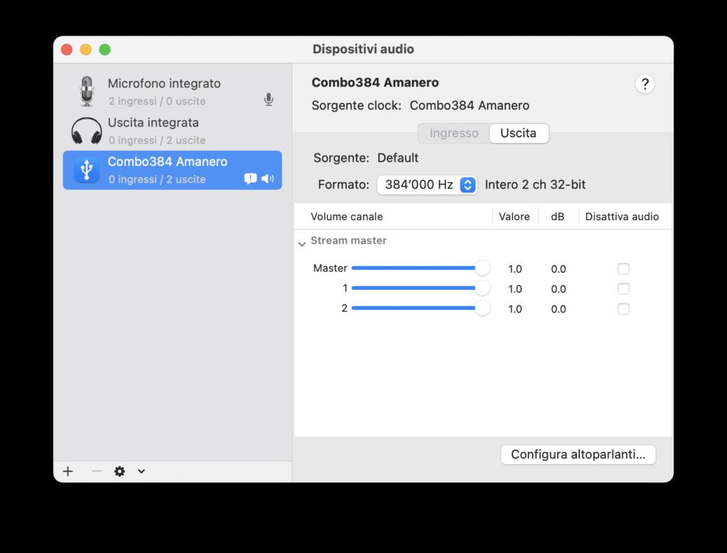 Audio-GD D28.38 da Mac - massima risoluzione DSD - Pagina 2 Scherm18