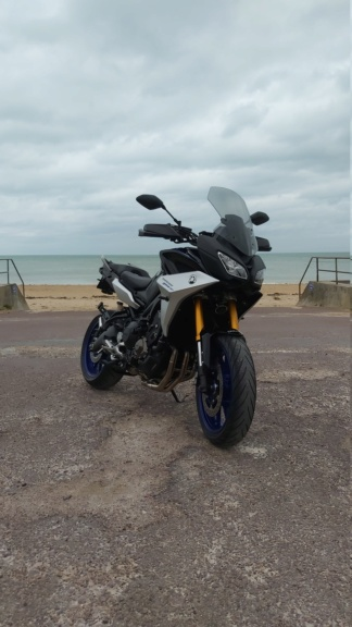 Tracer 900 GT normand  20200212
